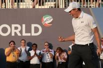 Matthew Fitzpatrick ends 'special year' with victory at DP World Tour Championship