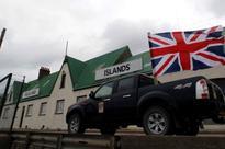 Argentina at U.N. renews call for Falklands talks; Britain rebuffs