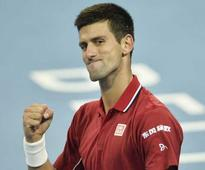 Novak Djokovic, Petra Kvitova Win But Wozniacki Crashes in China