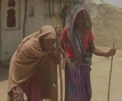 90-yr-old sells goats to build toilet for 120-yr-old mother-in-law