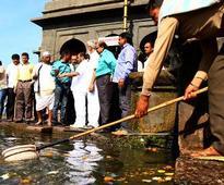 Kadam suggests parallel dam for Godavari, activists fume