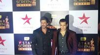 Salman Khan and I are brothers: Shah Rukh Khan at Star screen awards