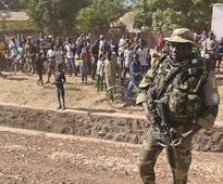Regional troops securing Banjul as Jammeh flees