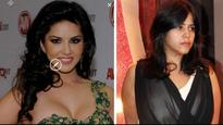 Sunny Leone has no time for her 'Ragini MMS 2' producer Ekta Kapoor