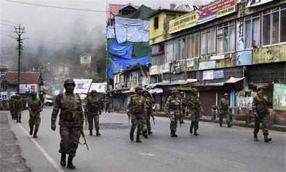 After 104 days, GJM suspends Darjeeling shutdown
