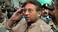 Musharraf cleared over rebel killing