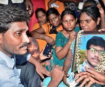 Take action against builder or face stir, Jagan tells govt.