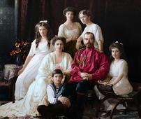 Colorized Photos of Romanov Family, Mata Hari, Lenin Bring New Life to History