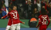 Bayern march on, Dortmund need penalties