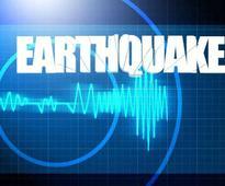 Strong 6.1 earthquake struck coast of Fiji
