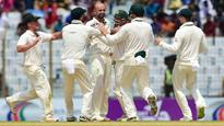 Bangladesh v/s Australia, 2nd Test: Nathan Lyon spins visitors to series-levelling victory