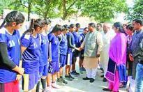 BJP organises sports events