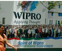 Wipro blames Donald Trump for putting its business at risk, says weak client spending to hurt biz