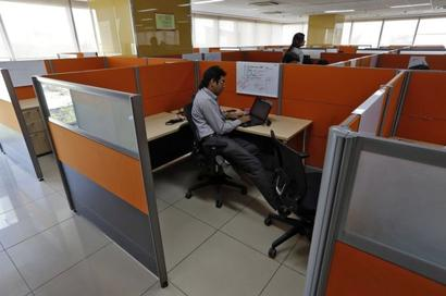 India's IT industry staring at jobless growth