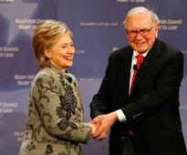 A big group of major business leaders just endorsed Hillary Clinton