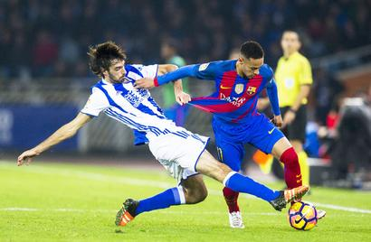 La Liga PHOTOS: Barca fall six points behind Real