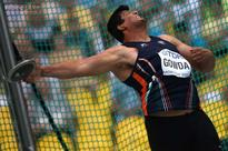 Vikas Gowda wins discus event in US with 65.75m