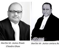 The judges who sent Sasikala back to jail