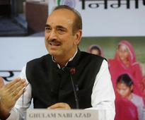 BJP shouldn't be like Alexander who wanted to conquer the world: Ghulam Nabi Azad