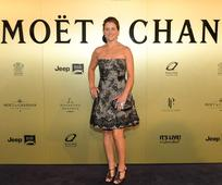 Zara Tindall & Jesinta Franklin attend Magic Millions bash