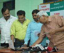CD on Farmers Released by Kodanda Ram