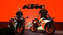 Bajaj Auto launches KTM RC 390, RC 200 today