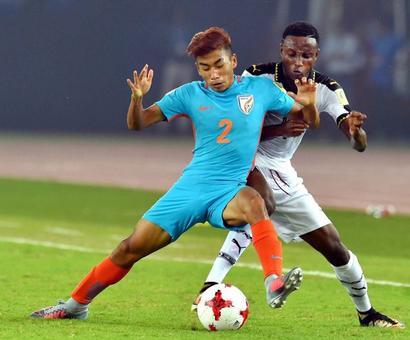 PHOTOS U-17 World Cup: India no match for clinical Ghana