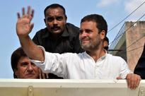 Narendra Modi only working for top class industrialists: Rahul Gandhi