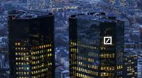 Deutsche Bank on the ropes