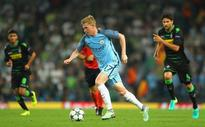 John Stones To Replace Kompany  Predicted 4-1-4-1 Manchester City Line-Up To Face Monchengladbach