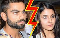 Virat and Anushka headed for a break up?