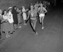 Trailblazer Bikila opened the way for African marathon runners