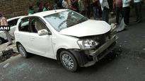 Delhi: Car runs over four people, two die
