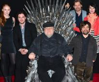 George R.R. Martin says he missed the critical due date for his new Game of Thrones book because he's bad at deadlines