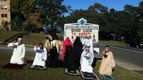 Australia: Church stormed by anti-Islam protestors