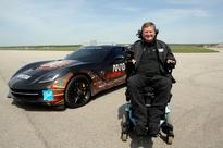 IDG Contributor Network: Indy Car driver Sam Schmidt uses his head to win. Literally.