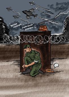 My days as a prisoner of war in Pakistan