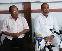 Another jolt for Congress: Heingang Biren says quit