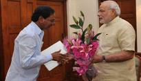 K Chandrasekhar Rao re-elected as president of TRS
