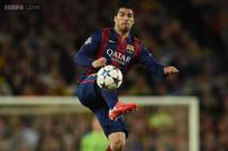 Luis Suarez out of Barcelona final La Liga outing of the season