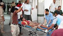 Suicide bomber kills at least 50 Yemeni troops in Aden