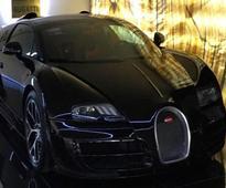 Cristiano Ronaldo Buys Bugatti Veyron After Euro 2016 Championship Win