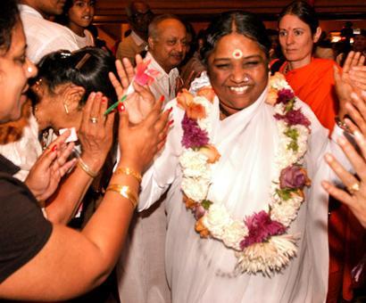 The spiritual guru who is pushing innovation