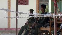 Myanmar police deployed to guard mosque in Kachin state