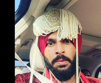 PHOTOS: Yuvraj Singh shares first pictures as groom