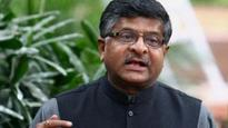 Telecom Minister Prasad promises more policy guidelines to boost electronic manufacturing in India