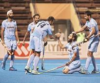 Yousuf scores a brace as India beat Australia in hockey