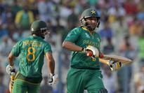 Pakistan post 201-5 v Bangladesh as top order fires