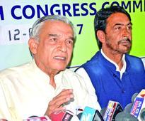 Atmosphere of fear prevails under Modi rule: Pawan Bansal