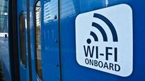 Google's free Wi-Fi at Railway Stations supposedly used by about 300,000 commuters weekly